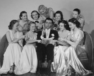 """An evening with the lovely ladies of """"Broadway Melody""""?"""