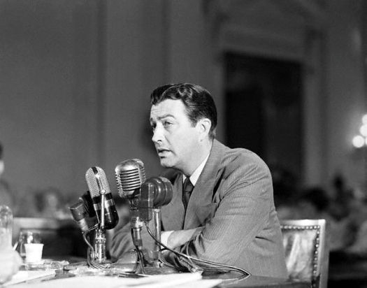 Image result for robert taylor testifying