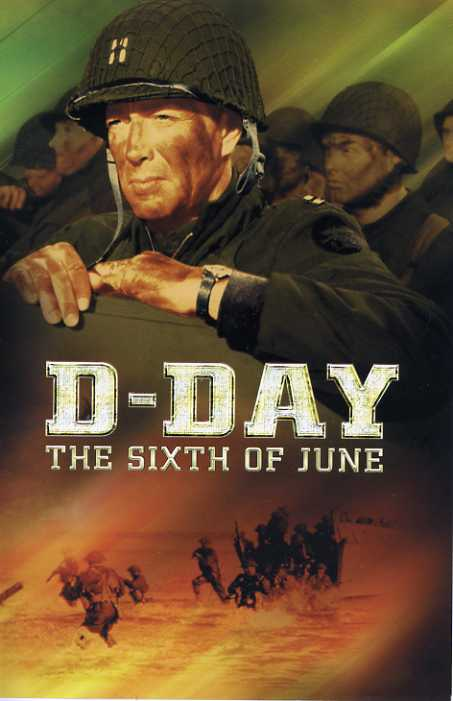 D-Day the Sixth of June (1956) | Robert Taylor Actor