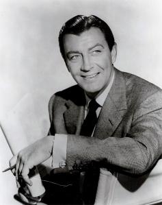 Robert Taylor, ca. 1959