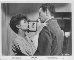 Geraldine Brooks and Robert Taylor