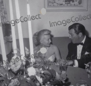 Turner and Taylor in the 1950s;