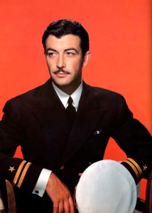 robert taylor 1943 - by eric carpenter