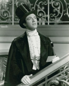 """Robert Taylor as Armand Duval in """"Camille,"""" 1936"""