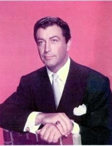 Robert Taylor, 1950s.