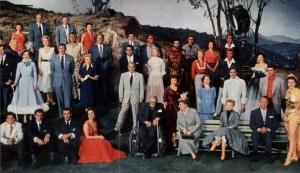 MGM Stars, 1953/4.