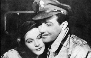 Barbara was often jealous of Robert's beautiful co-stars like Vivien Leigh.