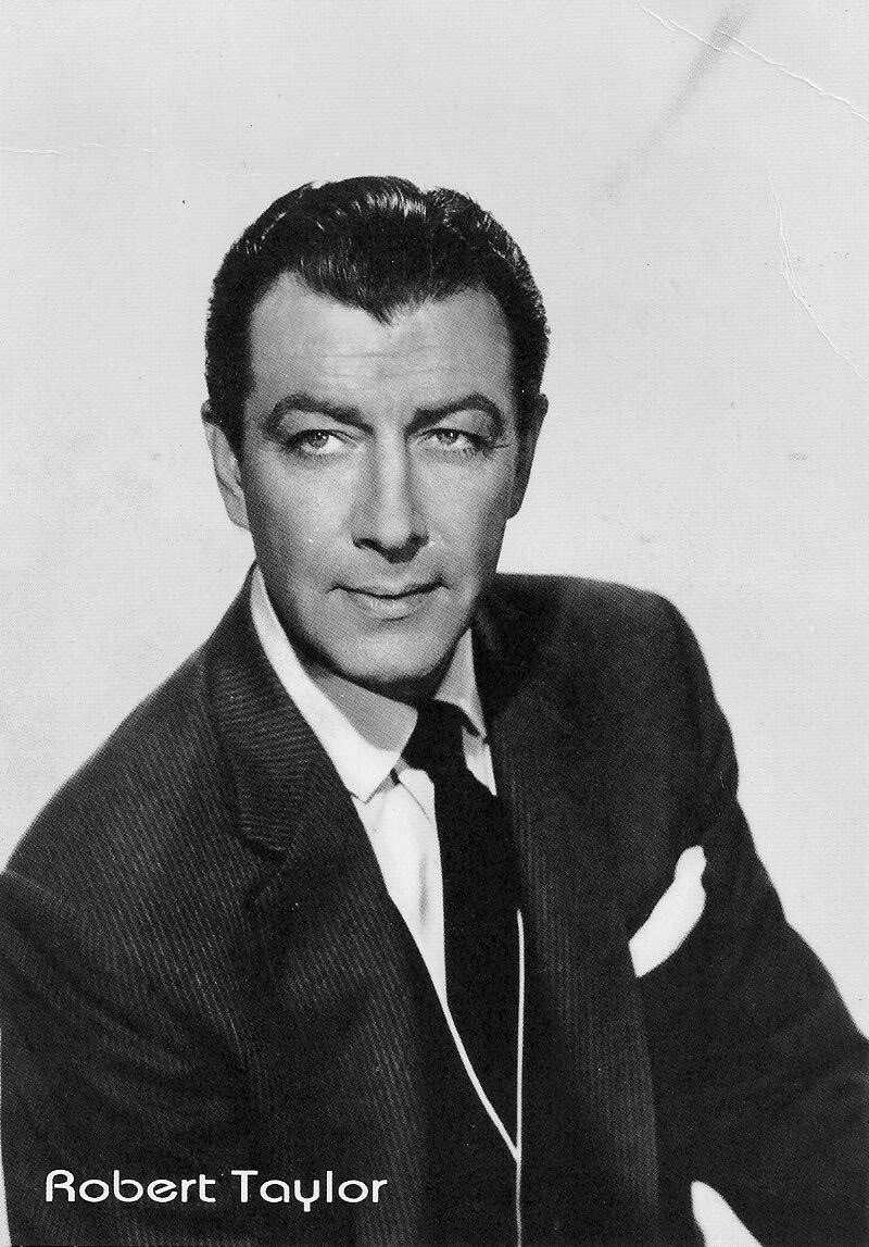 robert taylor in the 1950s robert taylor actor