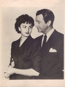 Robert and Ursula Thiess Taylor in the mid 1950s.