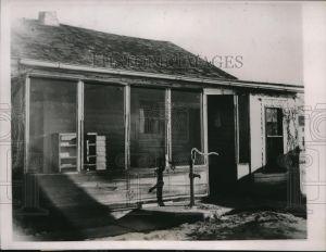 Jacob Brugh home, 1937