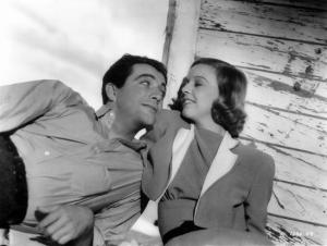 Robert Taylor And Margaret Sullavan In 'Three Comrades'