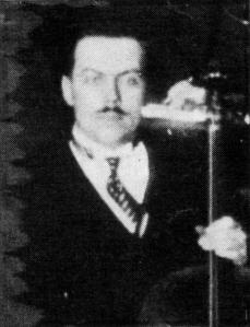 Prof. Herbert Gray, 1928.